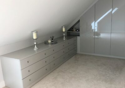 Wardrobes and Drawers 1