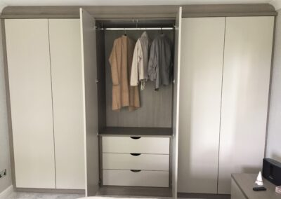 Wardrobes and Drawers 2c