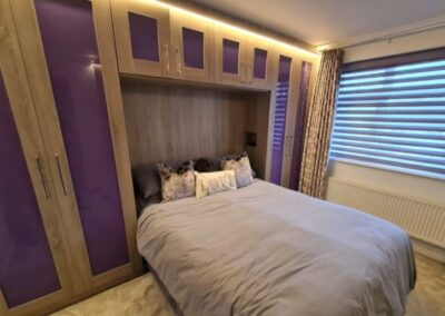 Wardrobes and cupboards 1